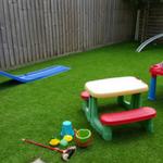 Child Friendly Artificial Grass for MK Schools